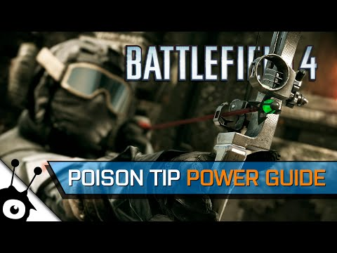 Is the new Poison Tip arrow any good? • Battlefield 4 • Phantom Bow Weapon Guide