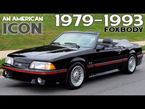 THE FOXBODY: AN AMERICAN ICON