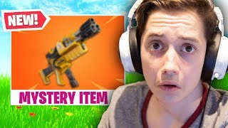 MAD Kid Spends 5 HOURS looking for NEW Fortnite Item!