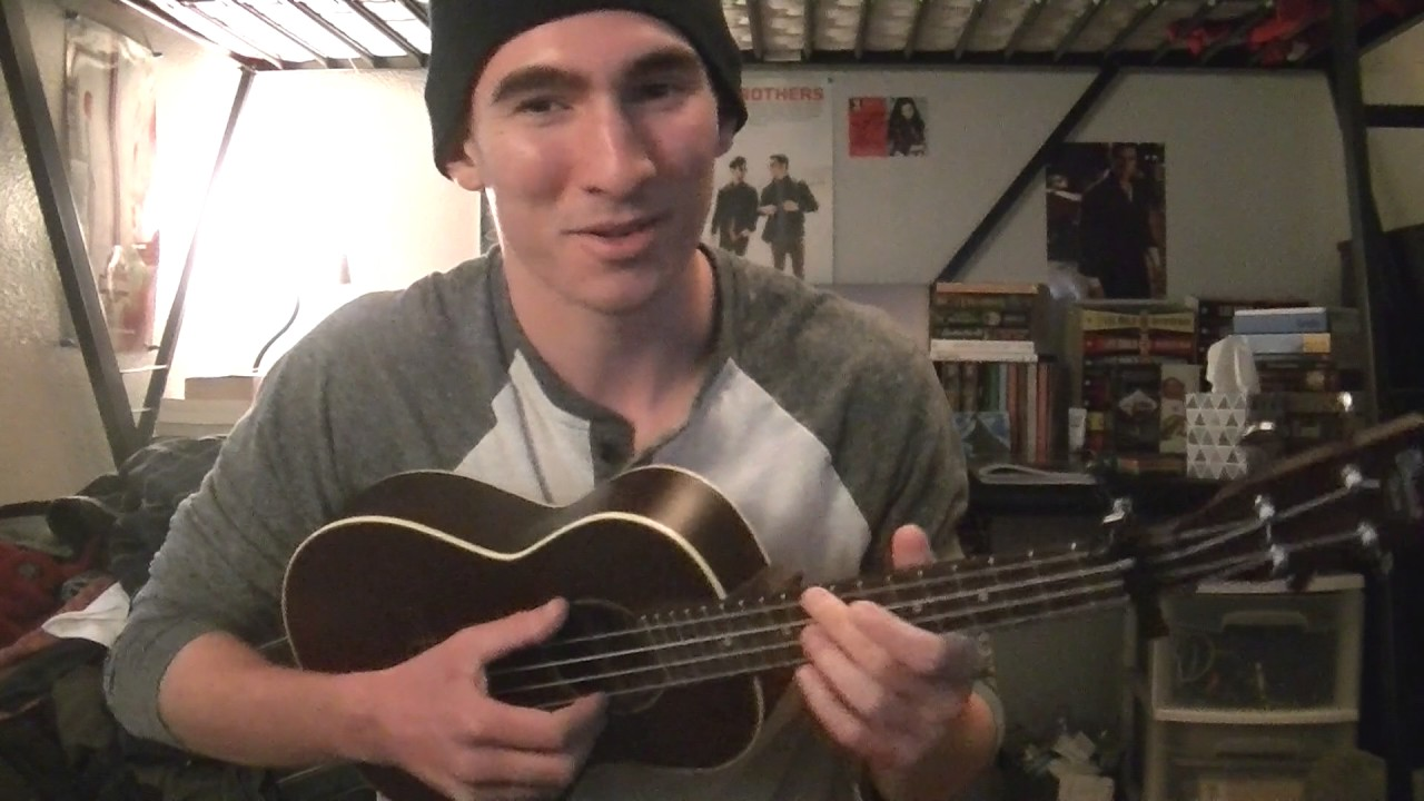 how to play believer by imagine dragons on ukulele