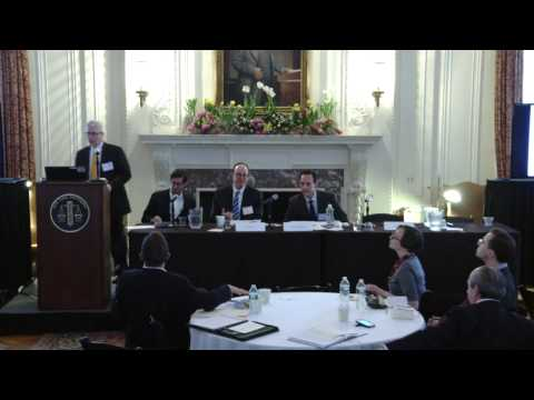 The Utility Industry of the Future: Panel 4