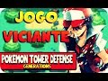 UM DOS JOGOS MAIS VICIANTES DA INTERNET POKEMON TOWER DEFENSE GENERATIONS