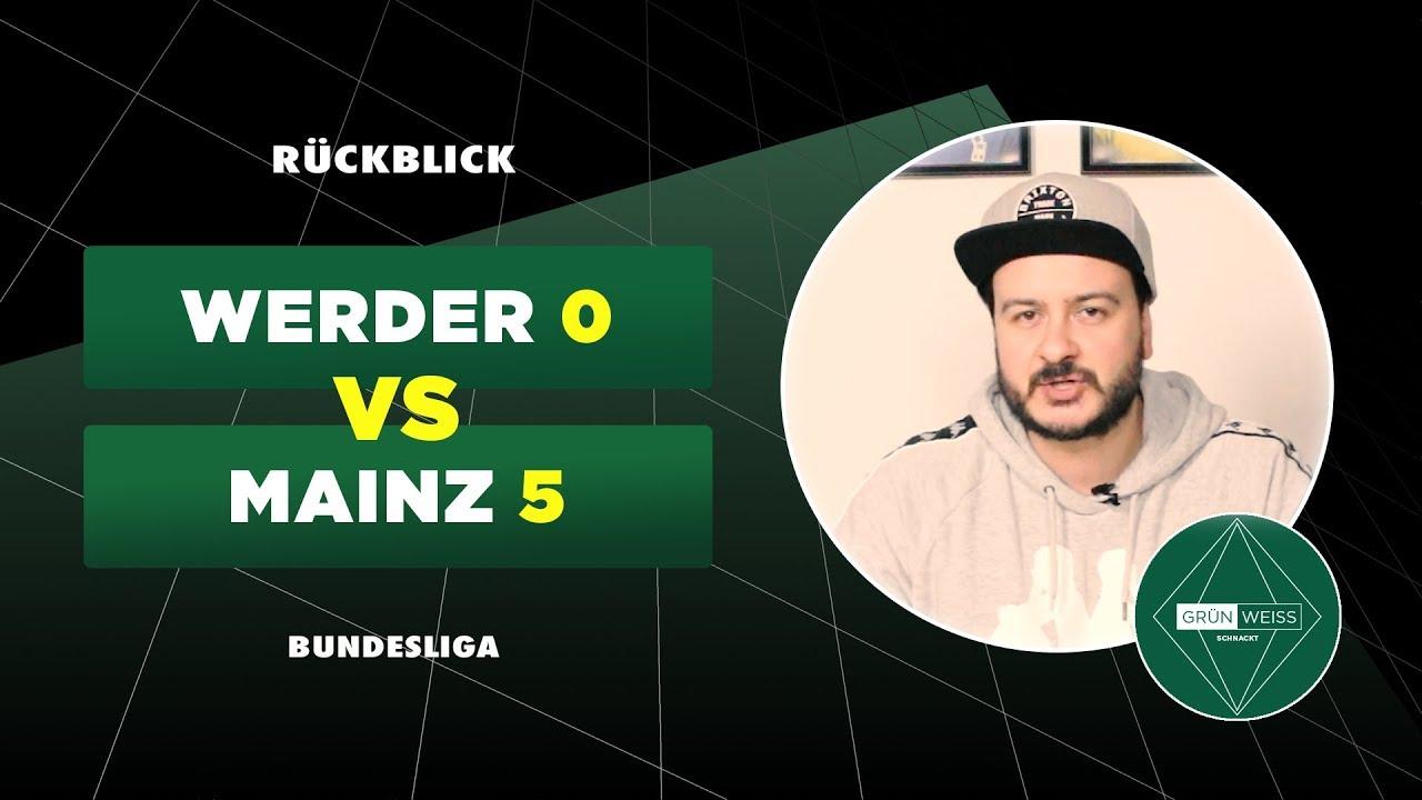 Mainz Gegen Werder Bremen