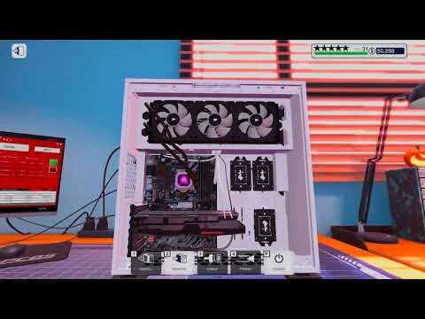 Let's Play PC Building Simulator EP641 |