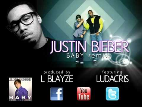 Justin Bieber Baby Ft Ludacris Remix Youtube