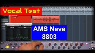 Ams Neve 8803 Equalizer - Vocal | Gear Review