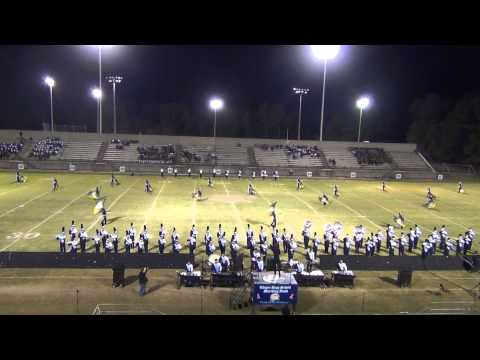 "10/25/2014 3A State Champions Chapin High School ""Pride of the Midlands"" Marching Band"