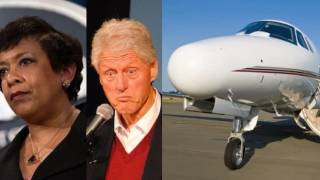 BREAKING: Remember Clinton & Lynch Secret Tarmac Meeting? They're Going Down