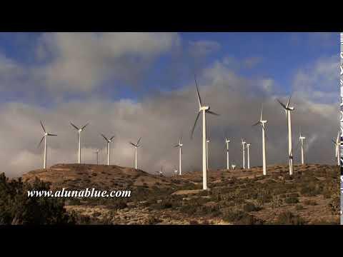 Wind Turbine 3006 HD Stock Video