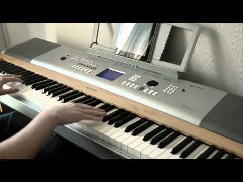 Ed Sheeran A Team piano cover - free sheet music in description