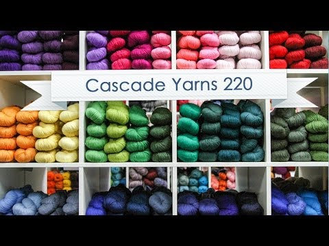 Cascade Yarns 220 - Review