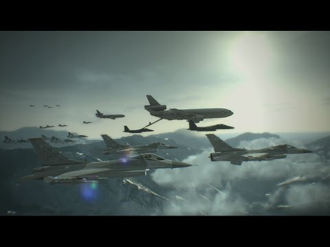 Ace Combat 6 | Mission 7 | Selumna Peak