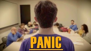 PANIC Episode 4 - Public Speaking