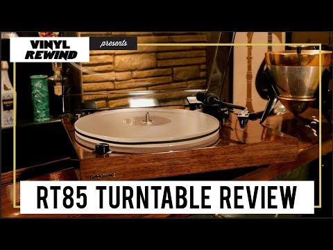 Fluance RT85 Reference Turntable review | Vinyl Rewind