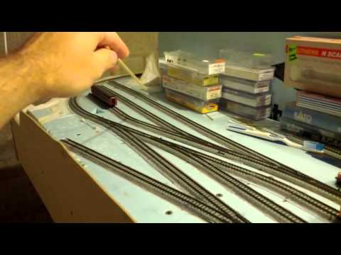unitrack part 1 doovi Train Track Wiring Model Train Track Wiring Model