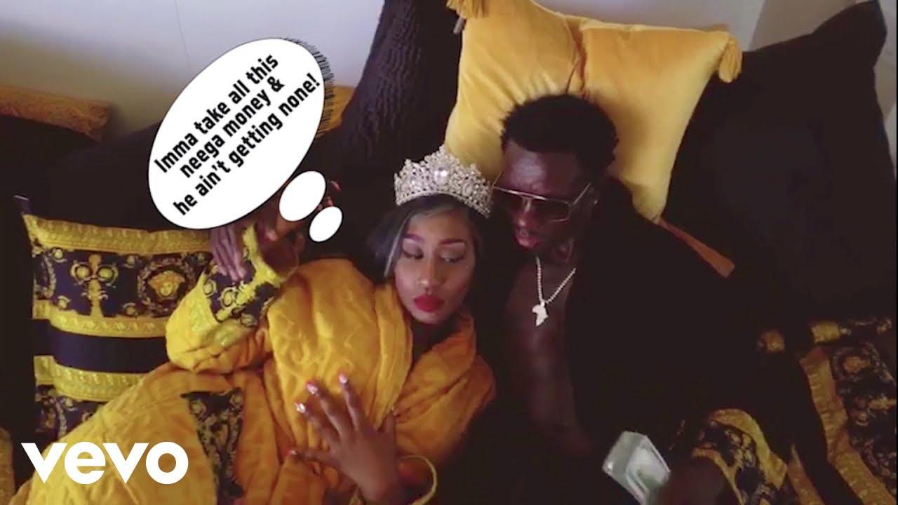 Kimani, FKI 1st – Talk To Me (Official Video) Starring Michael Blackson