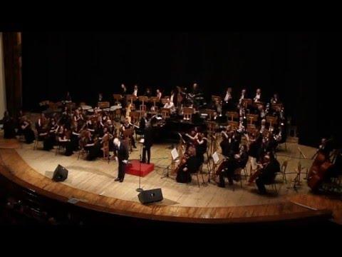 Сольный концерт Методие Бужора.  Самарская государственная Филармония  22 марта 2016 г.