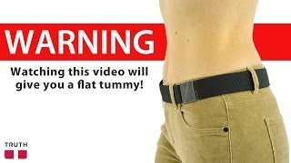 This Belt Will Give You the Flat Tummy You Want! | TruthBelts | Vegan Vegetarian Belts & Fashion Thumbnail