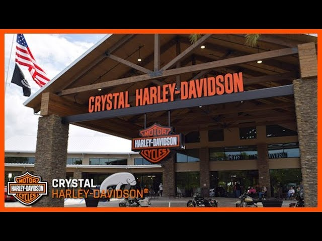 Born To Ride TV Episode #1227 - Crystal HD