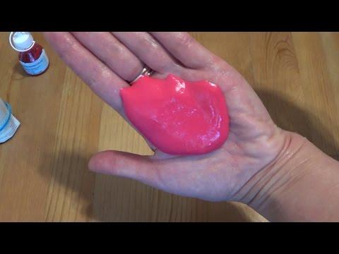 0 - Як зробити лизунчика 🥝 як прибрати лизуна з одягу