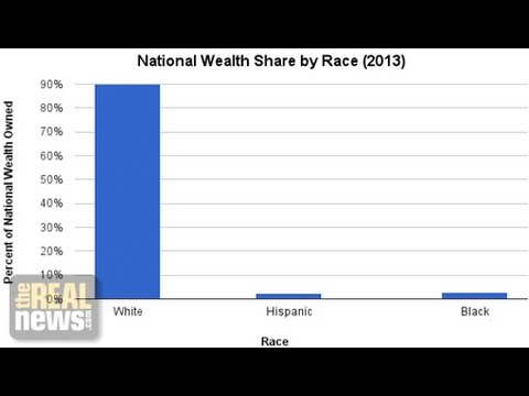 Federal Reserve Data Shows Growing Wealth Gap Based on Race