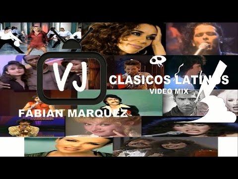 Clasicos Latinos Episodio I (Vj Fabian Marquez Video Mix & Defective Noise Remixes)