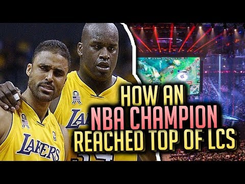 How an NBA CHAMPION Reached The Top of The NA LCS