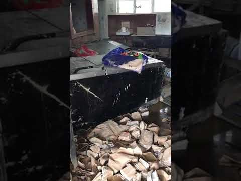 Hogar de Añasco despues del huracan Maria