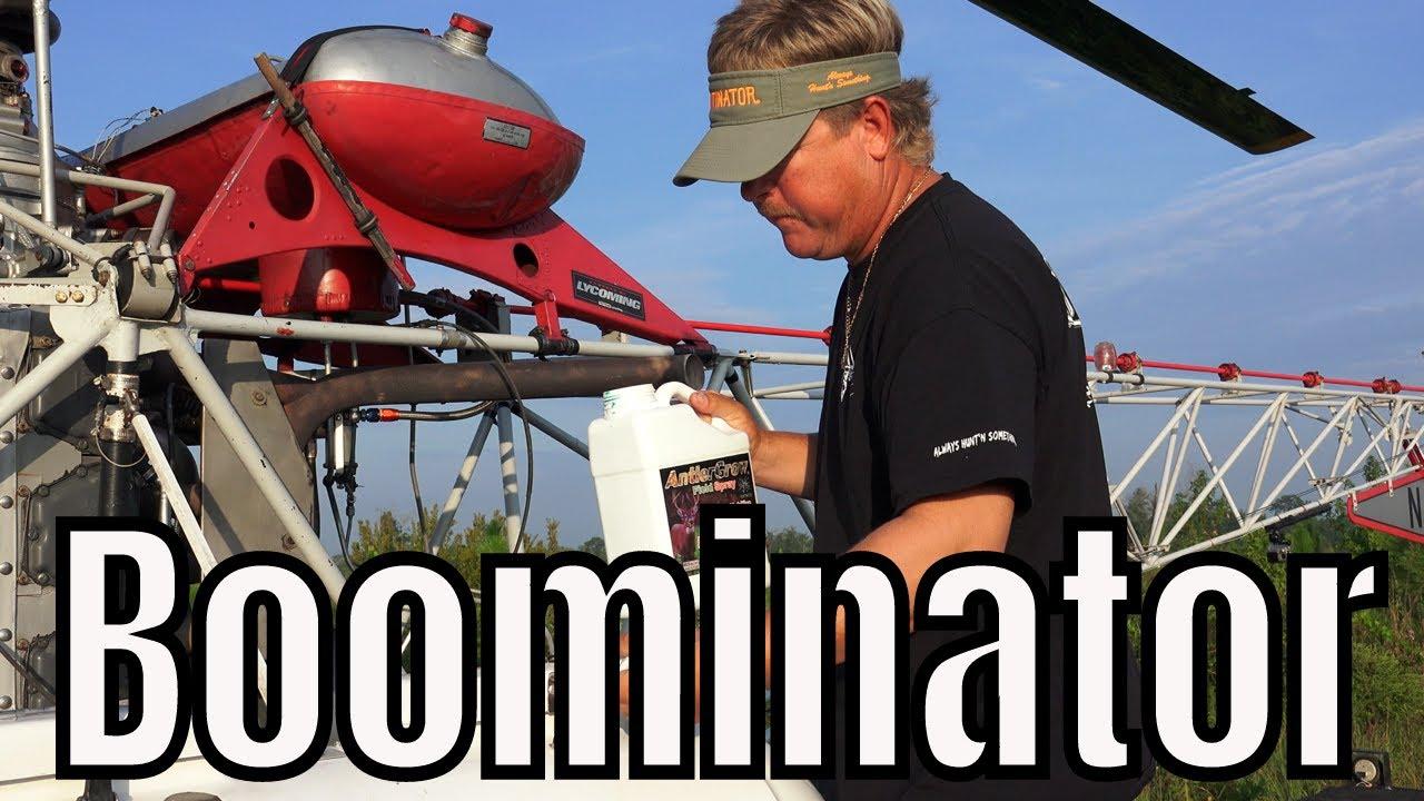 Diy Atv Sprayer Boominator Nozzle Antler Grow Wildlife