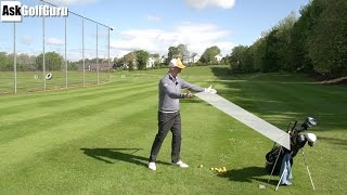 How To Aim Golf Lesson