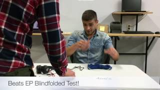 Beats EP vs Beats Mixr Blindfold Test