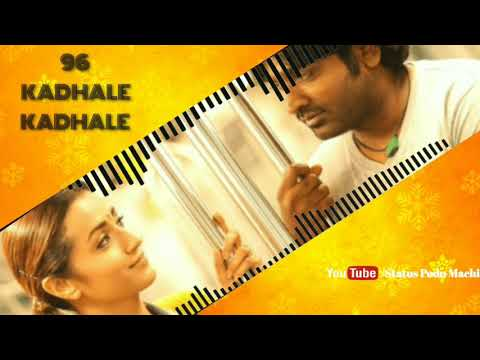 96 kadhale kadhale bgm ringtone tamil whatsapp status