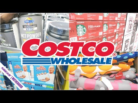 COSTCO GROCERY HAUL 2019 // SHOP WITH ME SPRING 2019
