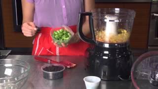 Creamed Corn & Black Bean Dip : Veggie Dishes