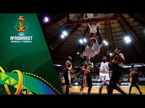 Senegal v South Africa - Highlights - FIBA AfroBasket 2017