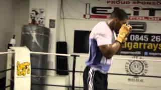 Anthony Joshua Mbe Training Footage - Part 1 (shadow Boxing) / Joshua V Skelton / Ifl Tv