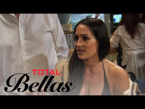 Nikki Bella Says She Lost Herself in John Cena Relationship | Total Bellas | E!