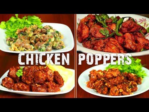 Chicken Recipe: Three Types Of Chicken Recipes || Non-Veg Recipe || Live Food