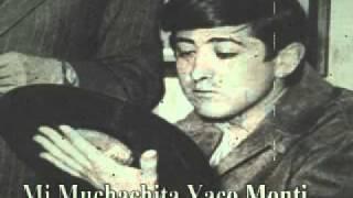 Mi Muchachita Yaco Monti