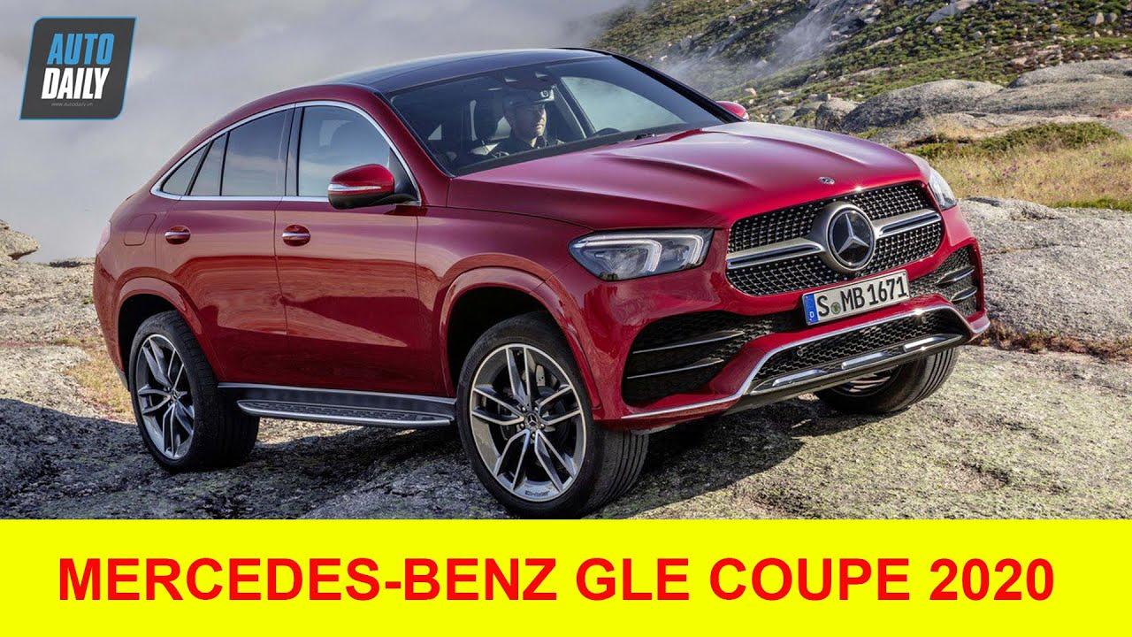 Đây là Mercedes-Benz GLE Coupe 2020: Đối thủ sừng sỏ của BMW X6 |2020 GLE Coupe: Ready to Fight X6|