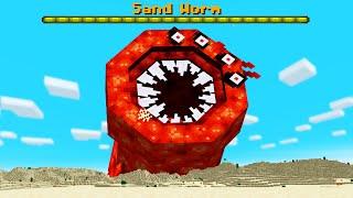 Minecraft if there were Desert Boss Mobs