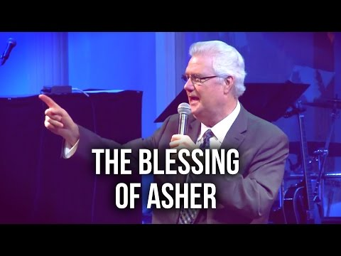 """The Blessing of Asher"" – Brian Kinsey"