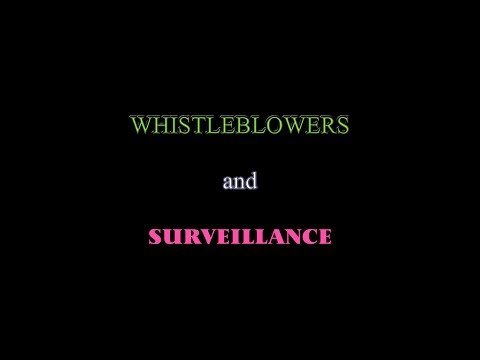 WHISTLEBLOWERS AND SURVEILLANCE: GOVERNMENT, PEOPLE DO NOT TRUST EATH OTHER