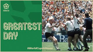 The Greatest Day | 1970 FIFA World Cup Quarter-Finals