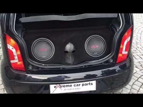 Ultramoderne Bilstereo, undervogn samt Fælge til Mii, Up & Go - YouTube MB-75