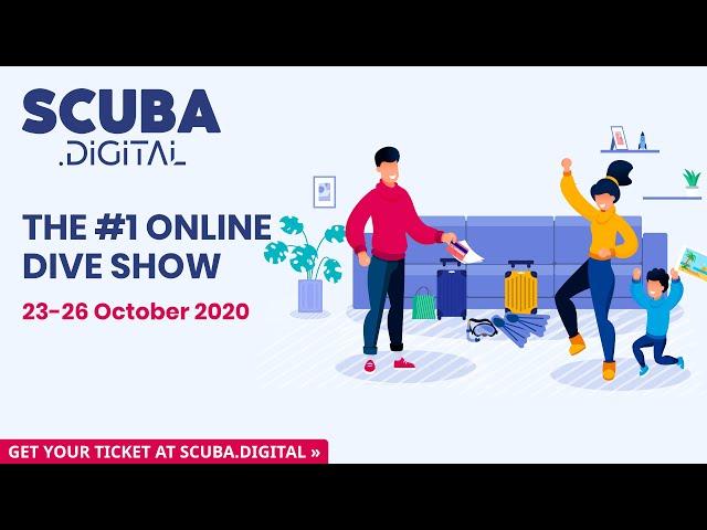 Scuba.Digital 2020 - The #1 Online Dive Show