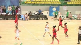 Congo, Tournoi de basket-ball aux Jeux Africains