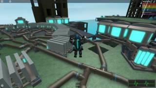 Roblox: Mécanisme (le nouveau jeu de Defaultio) INSANE upgrader glitch- TANK CAPACITY OVER 1000