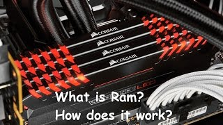 What is Random Access Memory. How much RAM do I need ?