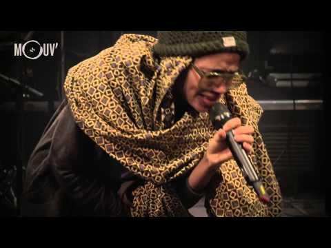 NNEKA - Heartbeat (version Mouv' Live Show)
